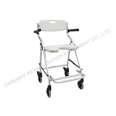 CAREMAX Shower And Commode Chair