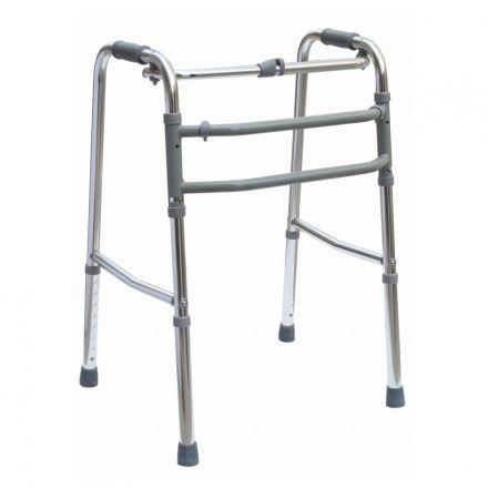 JMC Foldable Walker Without Wheels
