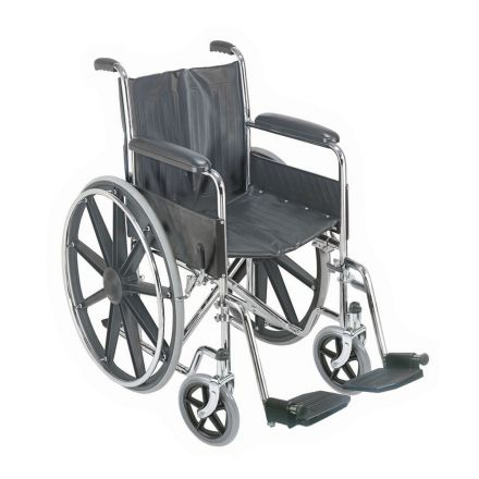 JMC Heavy Duty Wheelchair