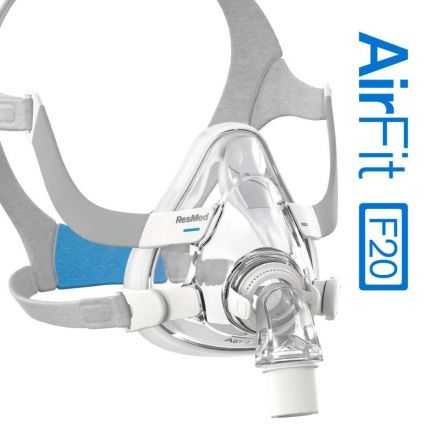 RESMED AirFit F20 – Full Face Mask (Large)