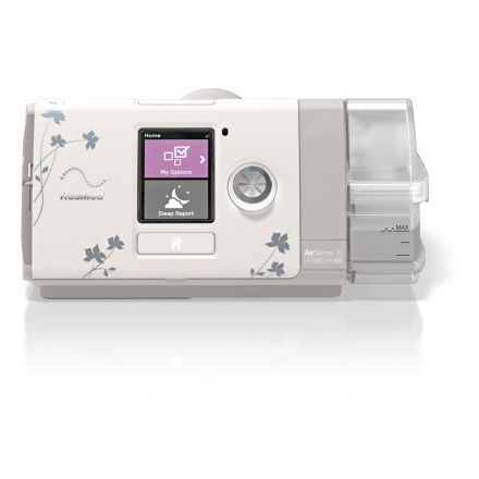RESMED AirSense 10 Autoset for Her Automatic CPAP Machine With HumidAir ( ResMed Mask Included)