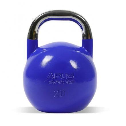 Apus Sports Steel Kettlebell - 20 kg