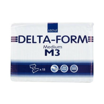 ABENA Adult Diapers Delta M3 (PER PKT)