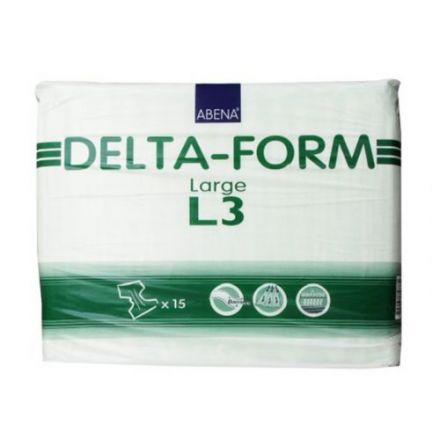 ABENA Adult Diapers Delta L3 (PER PKT)