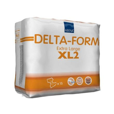 ABENA Adult Diapers Delta Xl-2 (PER PKT)
