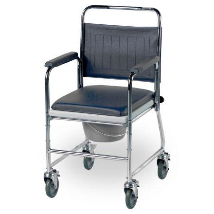 CAREMAX Commode Wheelchair