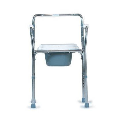 ALESSA Commode Chair Without Wheels