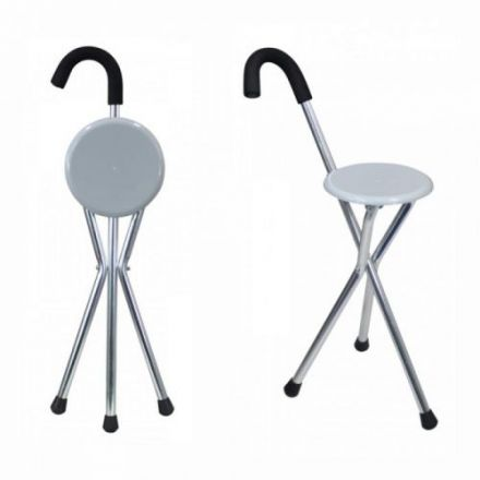 Al Essa Walking Stick With Seat