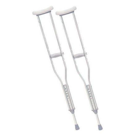 DRIVE Aluminum Underarm Crutch