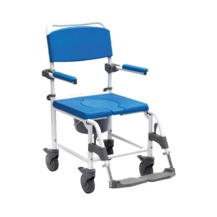 DRIVE Bariatric Heavy Duty  Commode with Wheels (UK)