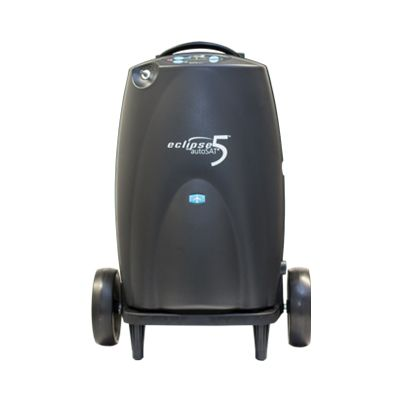 CAIRE Eclipse 5- Portable Oxygen Concentrator - Pulse Dose & Continuous 3L (USA)