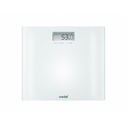 Medel Crystal Digital Weighing Scale