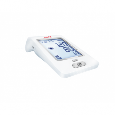 Medel Check Automatic Blood Pressure Monitor For 2 Users