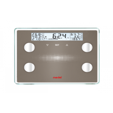 Medel Diagnostic Glass Scale