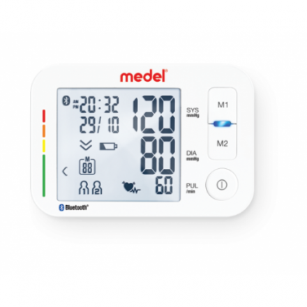 MEDEL iCARE Automatic Blood Pressure Monitor With Bluetooth