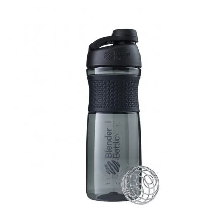 Blender Bottle SportMixer Shaker Cup - 28 oz - Black