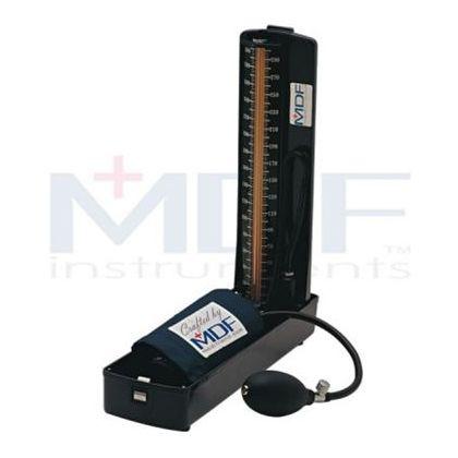 MDF Desk Mercury Sphygmomanometer - Navy Blue