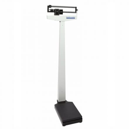 HEALTH-O-METER Mechanical Weighing Scale with Height Rod (USA)