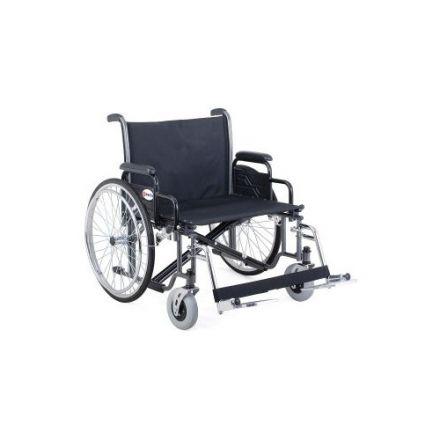 MERITS Heavy Duty Steel Wheelchair Bariatric