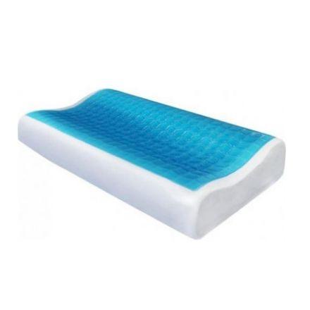 SOFT LIFE Memory Foam Contour Gel Pillow