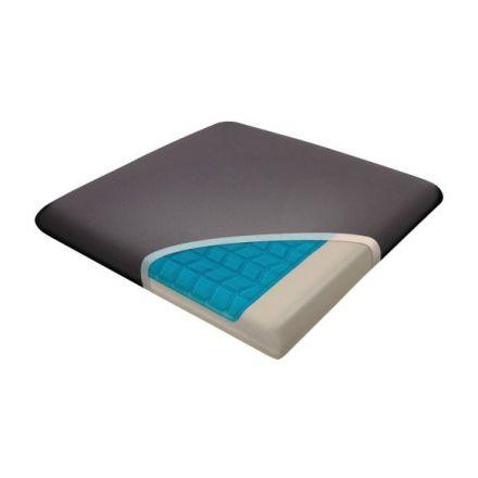 SOFT LIFE Memory Foam Wheelchair Gel Cushion
