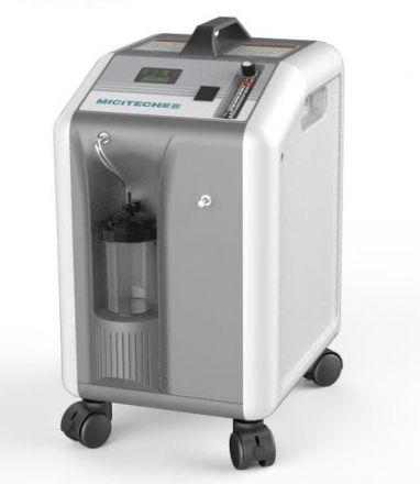 YIACO Stationary Oxygen Concentrator-5 Ltr