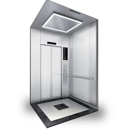 HYUNDAI – Yzer R MRL Elevator (China)
