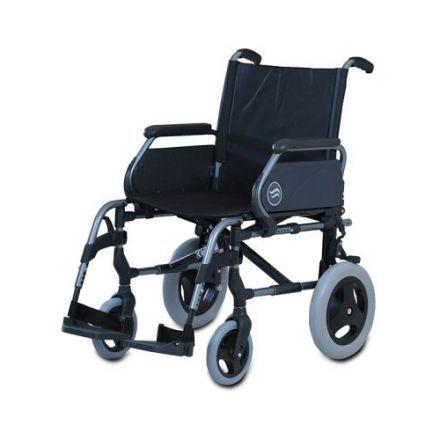Sunrise - Breezy Style Wheelchair, 12 Inch Solid Wheel
