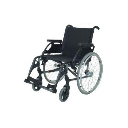 Sunrise - Breezy Premium Wheelchair - 24 Inch Solid Spoke Wheel