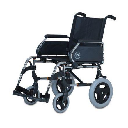 Sunrise - Breezy Premium Wheelchair, 12 Inch Solid Wheel