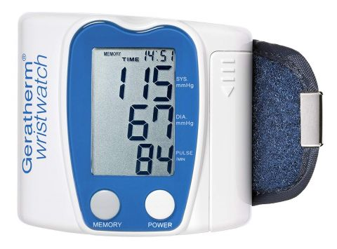 GERATHERM Digital BP Monitor -Round or Square Dial(Germany)