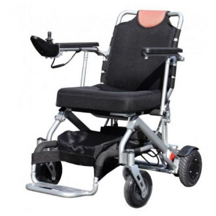 ALESSA Lightweight Power Wheelchair With Travel Bag